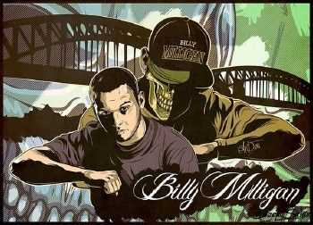Billy Milligan (St1m) - По пятам (2013)