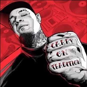Vinnie Paz - Carry On Tradition EP (320 kbps) (2013)