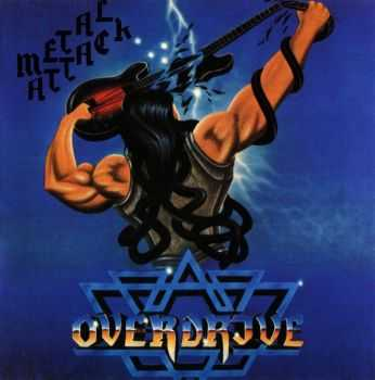 Overdrive - Metal Attack (1983) (Re-release 1995)