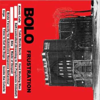 Bolo - Frustration (EP) (2012)