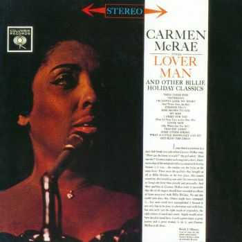 Carmen McRae - Sings Lover Man And Other Billie Holiday Classics (1997) HQ