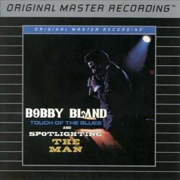 Bobby Bland - Touch Of Blues and Spotlight The Man (1991) HQ