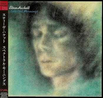 Steve Hackett - Spectral Mornings (1979) [Japan Mini-LP CD 2006]