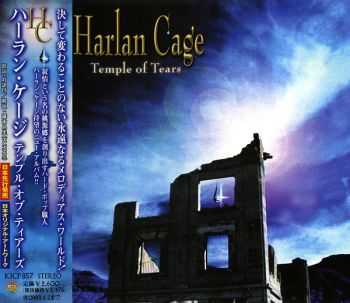 Harlan Cage - Temple Of Tears (2002) [Japanese Ed.]