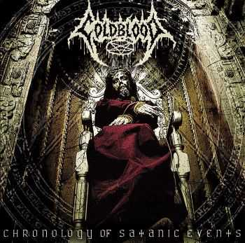 Coldblood - Chronology Of Satanic Events (2013)