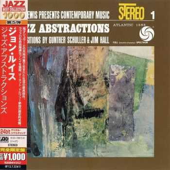 John Lewis - Jazz Abstractions 1961 [Japan] (2013) HQ