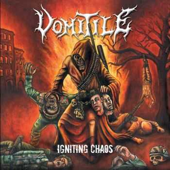 Vomitile - Igniting Chaos (2013)