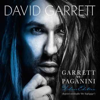 David Garrett - Garrett vs. Paganini [Deluxe Edition] (2013)