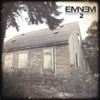 Eminem - The Marshall Mathers LP2 (Deluxe Edition) (2013)
