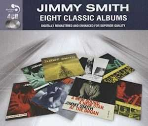 Jimmy Smith - Eight Classic Albums [4CD BoxSet] (2011)