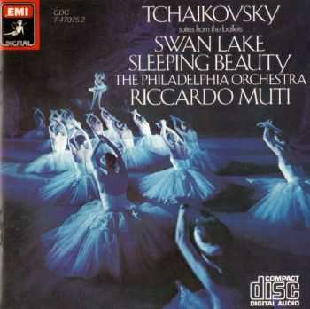 Tchaikovsky - Suites From The Ballets Swan Lake/ Sleeping Beauty
