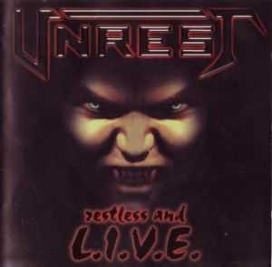 Unrest - Restless And L.I.V.E. (2000) Mp3+Lossless