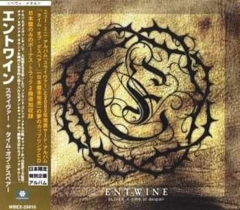 Entwine - Sliver + Time Of Despair (Japan Edition) (2005)