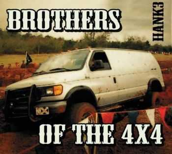 Hank Williams III - Brothers of the 4x4 (2013)
