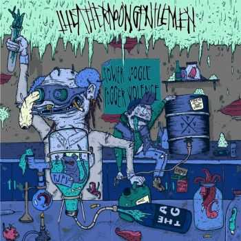 The Afternoon Gentlemen  - Power Joogle Pogger Violence  (2012)