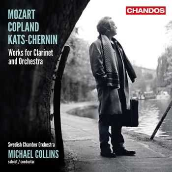 Michael Collins - Works for Clarinet and Orchestra (2013)