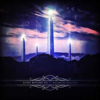 Eons Before Us - Pillars of Creation [EP] (2013)