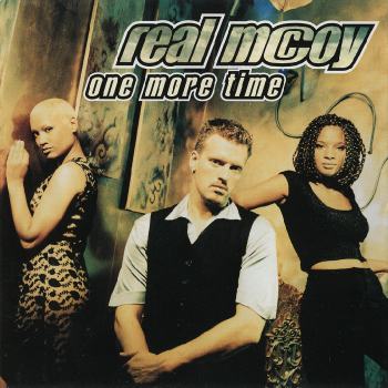 Real McCoy - One More Time [Japan] (1997) HQ