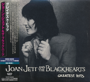 Joan Jett And The Blackhearts - Greatest Hits [Japan] (2010) FLAC