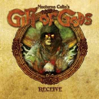 Gift Of Gods - Receive (2013)