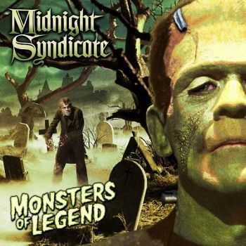 Midnight Syndicate – Monsters Of Legend (2013)