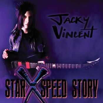 Jacky Vincent - Star X Speed Story (2013)