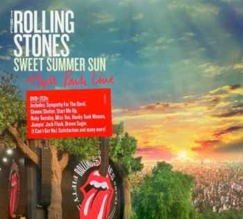 The Rolling Stones - Sweet Summer Sun - Hyde Park Live 2013 (DVD9)
