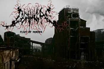 DeathGore - Place Of Murder (EP) (2013)