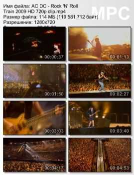 AC/DC  - Rock 'N' Roll Train (2009)
