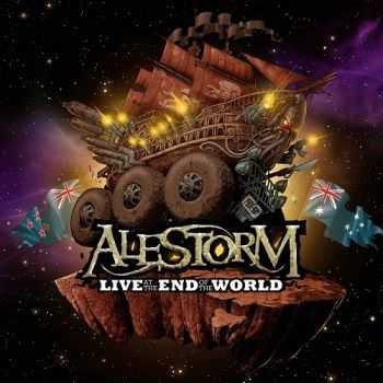Alestorm - Live at the End of the World 2013 (DVD9)