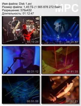 Pink Floyd - Pulse (London) 1994 (2006) (DVDRip)