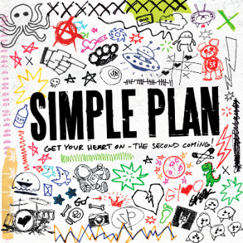 Simple Plan - Get Your Heart On - The Second Coming! [EP] (2013)