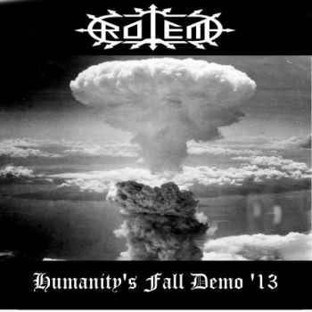 Rotem - Humanity's Fall (Demo) (2013)