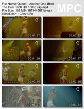 Queen - Another One Bites The Dust (1980) (Live)
