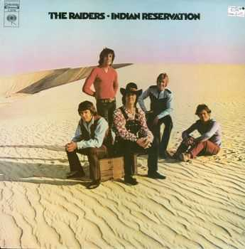The Raiders - Indian Reservation (LP)  (1967)