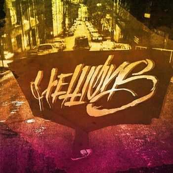 Hellions - Die Young (2013)