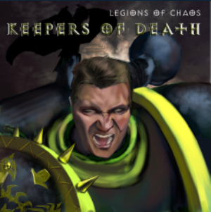 Keepers of Death - Legions of Chaos (2011)