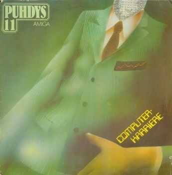 Puhdys - Computer-Karriere (LP) (1983)