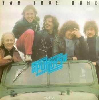 Puhdys - Far From Home (LP) (1981)
