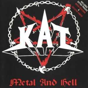 Kat - Metal and Hell (1985)