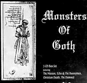 VA - Monsters Of Goth (1997)