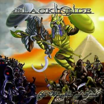 Black Inside - The Weigher of Souls (2013)