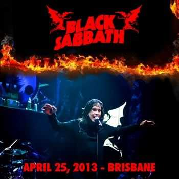 Black Sabbath - Live In Australia, Brisbane (2013)