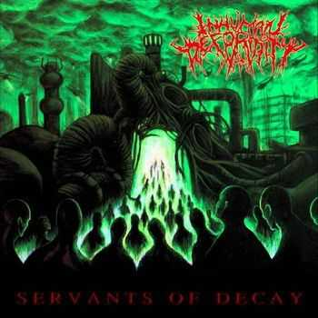 Inhuman Deformity - Servants Of Decay [EP] (2013)