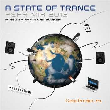 Armin van Buuren - A State Of Trance 645 (Year Mix 2013) (2013)