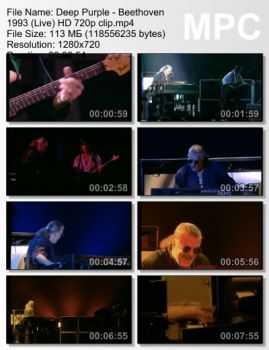 Deep Purple - Beethoven (1993) (Live) HD 720p