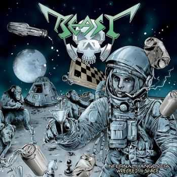 Beast-Infernal Hangover... Wrecked in Space(2013)
