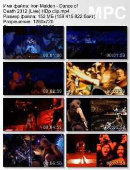 Iron Maiden - Dance of Death 2012 (Live)