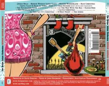 The Brian Setzer Orchestra - Boogie Woogie Christmas (2002)