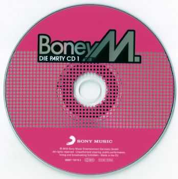 Boney M - Die Party Box (3CD Box Set 2010)